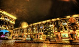 It's Still Christmas HDR by ISIK5