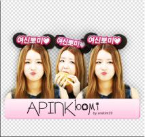 [PNG PACK] APINK BOMI by babyjung2