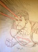 Superman ECCC13 by RyanOttley