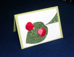 Lady Bugs Card by RinnG
