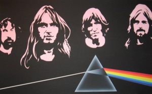 pink floyd by gregory-neil