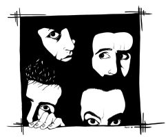 System of a Down by Nico-Mac