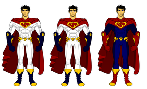 Superman Redesigns: The Sequel by SplendorEnt