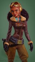 Ayanna by JJwinters