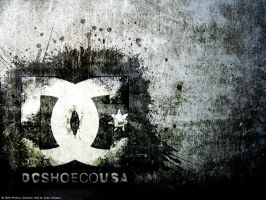 DC Shoes Wallpaper by RedAndWhiteDesigns