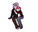 AT: Jasper and Abby by Ghost-da-Stoner