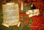 The Notebook Cover by haedes