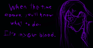 In Your Blood by Violet-the-Siberian