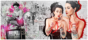 Daffney by LilSaintJA