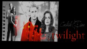 Carlisle and Esme by SerenaLuv
