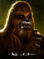 Chewbacca by flavioluccisano
