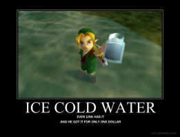 ICE COLD WATER by Mercury-Lamre