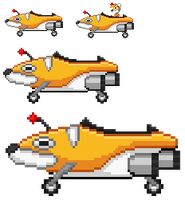 Tails Doll SaSASR Sprite by LucarioShirona