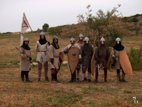 Group Shot IV by SpeculumHistoriae