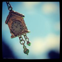 A clock house. by iDeathNee