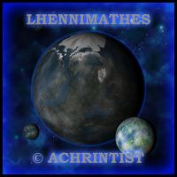 Lhennimathes Preview I by achrintist