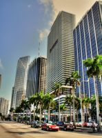 Downtown Miami by rockrage24