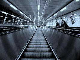 Stockholms tunnelbana by dummyan