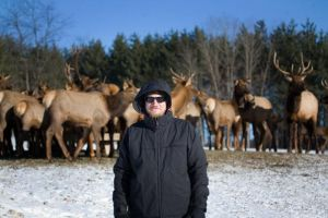 Me and Elk by 3PU
