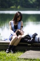 Relax - Rinoa and Squall Cosplay by Yuki-0-Frost