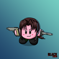 Black Lagoon - Kirby Revi by JackJasra