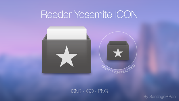 Reeder Yosemite ICON by SantiagoRPan