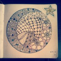 My Zendoodle 365-project, day 82 by Nadik