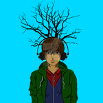 Listening to the Wastes by tragicallyhipster