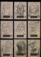 LOTR Masterpieces II 100-108 by aimo