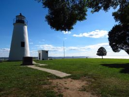 Turkey Point Light House MD by DragonLover4Ever