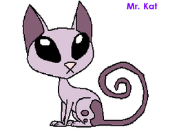 Mr Kat XDDD by xXCandiceXx