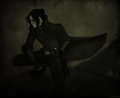 Voldemorts Personal Assassin by Capricornicis