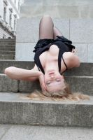 Blond bombshell stock 29 by Random-Acts-Stock