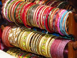 Indian Bracelets by Kitteh-Pawz