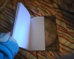 Steampunk Style Journal (Two) by Hannah2070