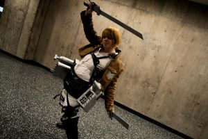 youmacon 2013 attack on titan Armin 3 by superjacqui