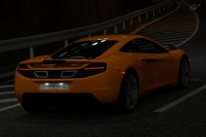 mclaren mp4 12c 4 by JoshuaCordova