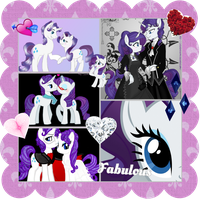 Diamonds collage by CandyFlightTV