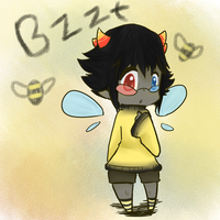 Be a Bee Sollux by tikitikiLola