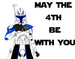 May the 4th be with you by JediAnakinSkyguy