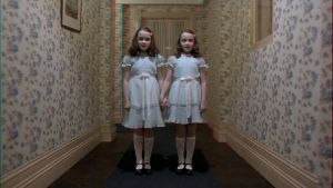 The Shining 3-D conversion by MVRamsey
