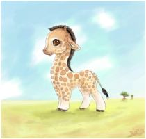 Giraffe-y Goodness by capsicum