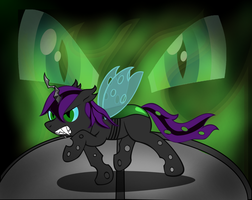 Changling Obsidian by MLP-Scribbles
