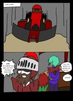 The Hunter 4 page 1 by Wrenzephyr2