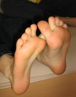 Perfec Toes n Soft Soles by SelfshotYourFeet
