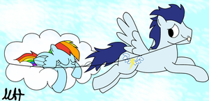Soarin Dash by WillowTails