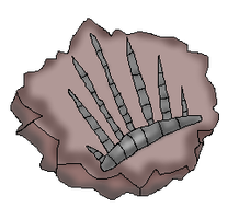 Spine Fossil (CoC Fossil) by Dianamond