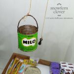 1:12 scale dollhouse miniature Milo can register by Snowfern