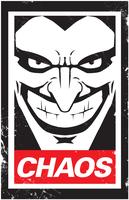 CHAOS by DoomCMYK