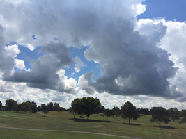 Clouds IMG 1318 by TheStockWarehouse